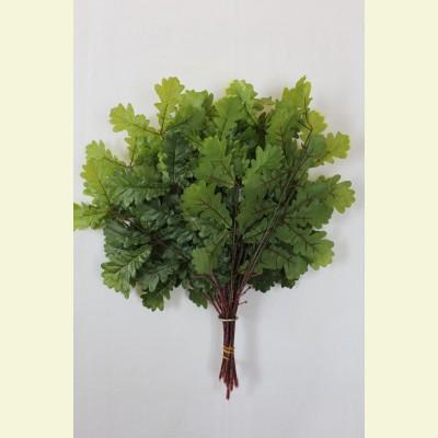 Искусственные листья дуба, 60 см