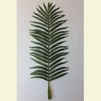 Искусственный лист финиковой пальмы, 106 см
