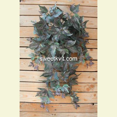 Искусственный дикий виноград лиана, 80 см