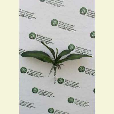 Искусственная орхидея куст, 23 см