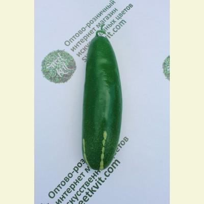 Искусственные овощи. Огурец, 18 см