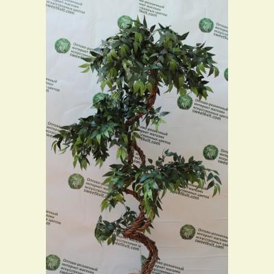 Искусственный фикус дерево, 170 см