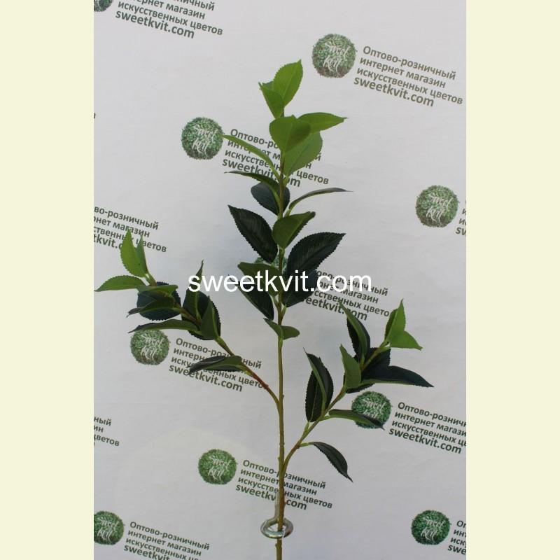 Искусственная вишня ветка, 67 см