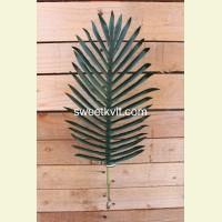 Искусственный лист финиковой пальмы, 55 см