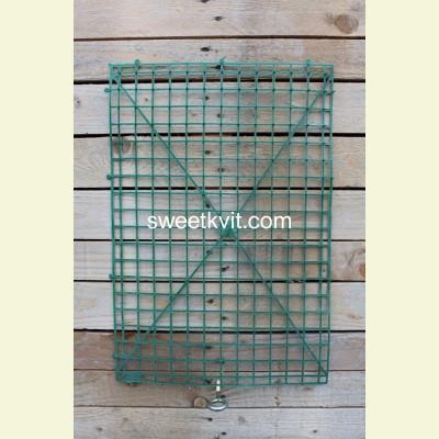 Основа искусственного зеленого ковра, 60х40 см