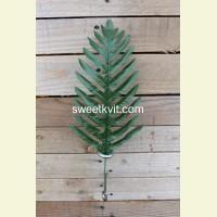 Искусственный лист финиковой пальмы, 40 см