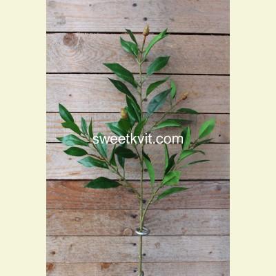 Искусственная вишня ветка, 95 см