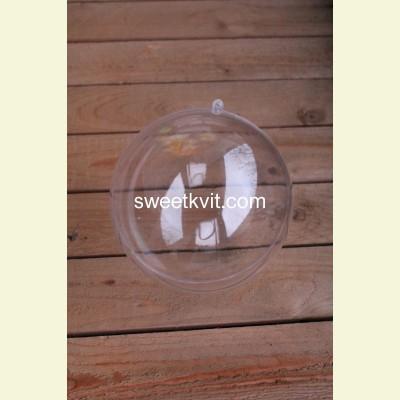Декоративный шар, Ø 10 см