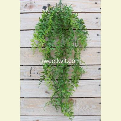 Искусственный клематис лиана, 75 см