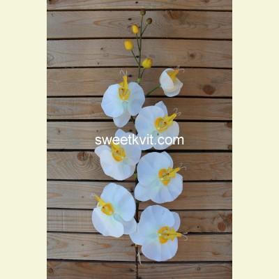 Искусственная орхидея ветка, 142 см