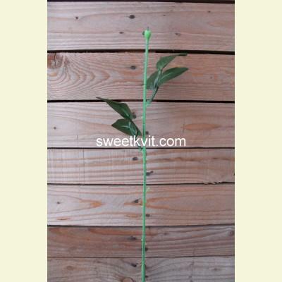 Ножка для искусственных роз, 65 см