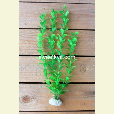 Искусственная водоросль куст, 31 см