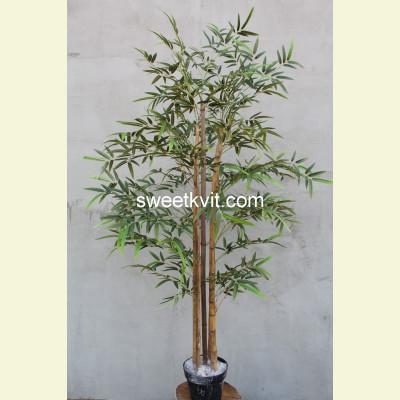 Искусственный бамбук куст, 160 см