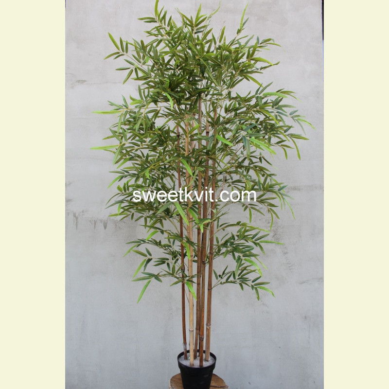 Искусственный бамбук куст, 170 см