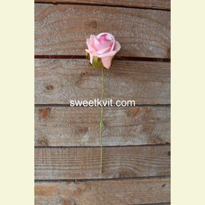 Искусственная роза, 23 см