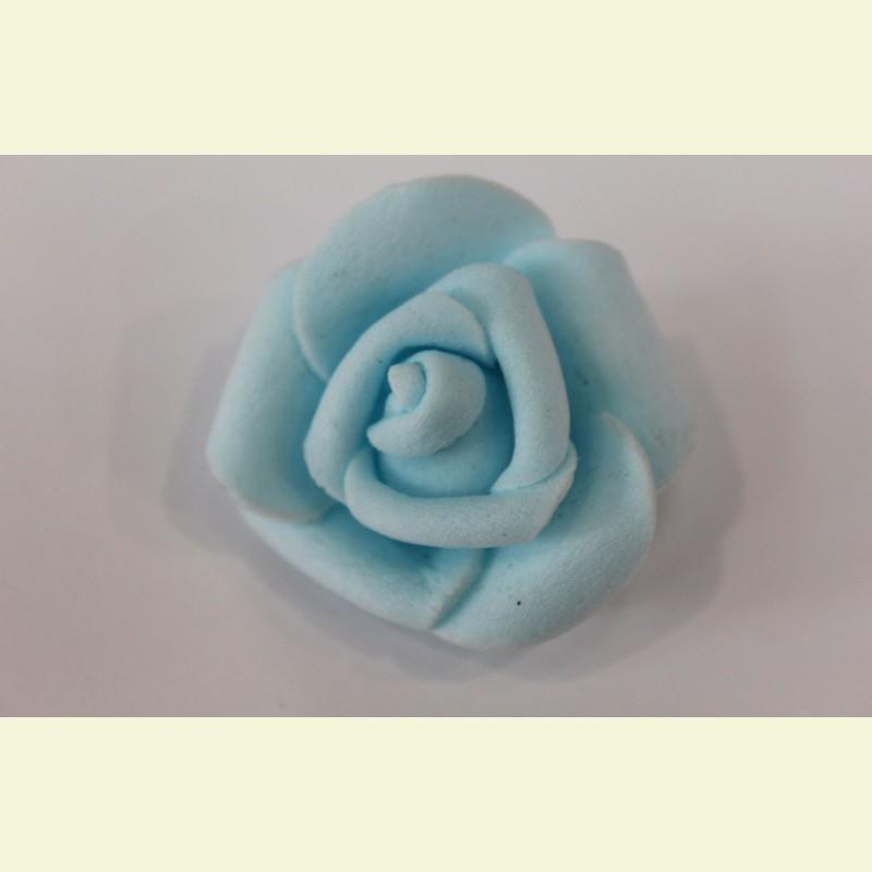 Искусственная роза - насадка, Ø 3 см