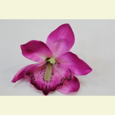 Искусственная орхидея - насадка, Ø 11 см