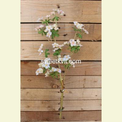 Искусственная вишня цветение пучок, 50 см