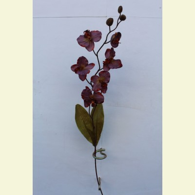 Искусственная орхидея ветка