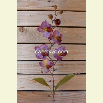Искусственная орхидея ветка, 68 см