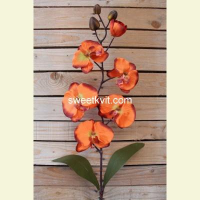Искусственная орхидея ветка, 100 см