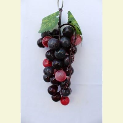 Искусственные фрукты. Виноград гроздь