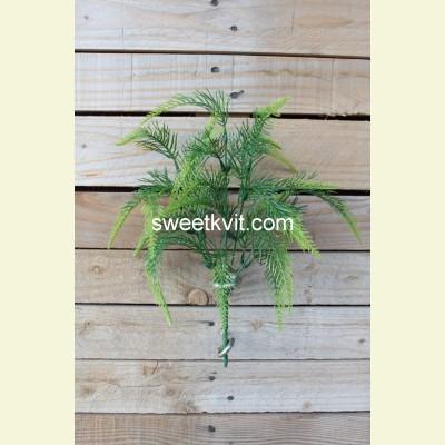 Искусственная араукария куст, 38 см