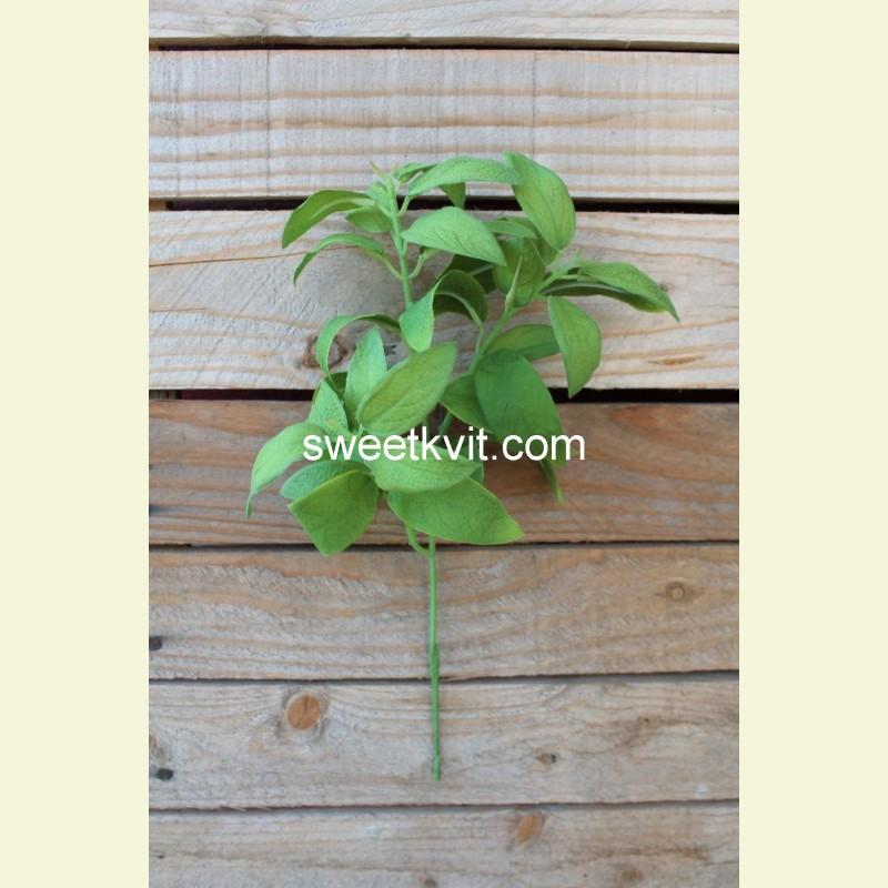 Искусственная лилия ветка, 31 см